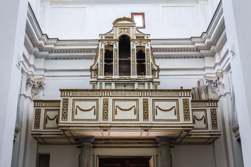 Εκκλησία στις Συρακούσες στοκ φωτογραφίες