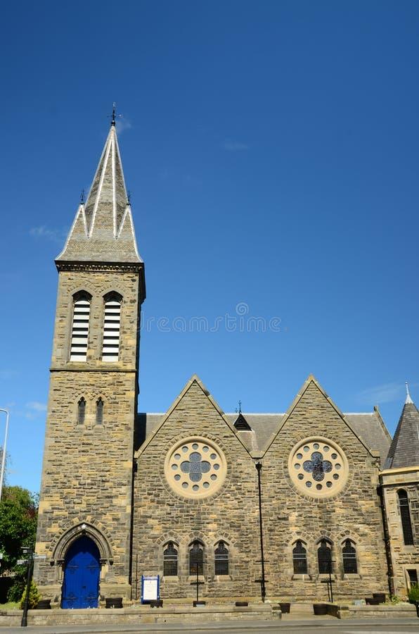 Εκκλησία στο ST Andrews στοκ φωτογραφίες