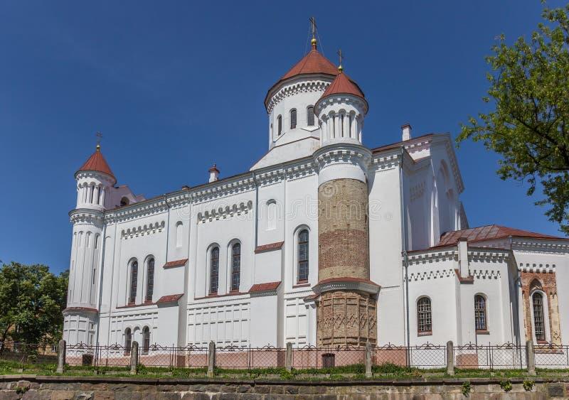 Εκκλησία της ιερής μητέρας του Θεού στοκ φωτογραφία με δικαίωμα ελεύθερης χρήσης