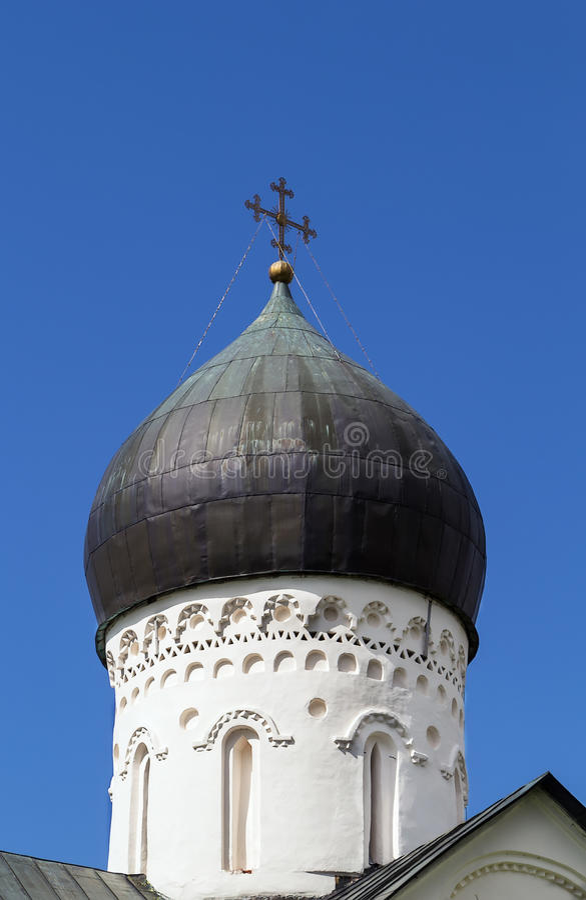 Εκκλησία της μεταμόρφωσης του Savior μας, Veliky Novgorod στοκ φωτογραφίες με δικαίωμα ελεύθερης χρήσης