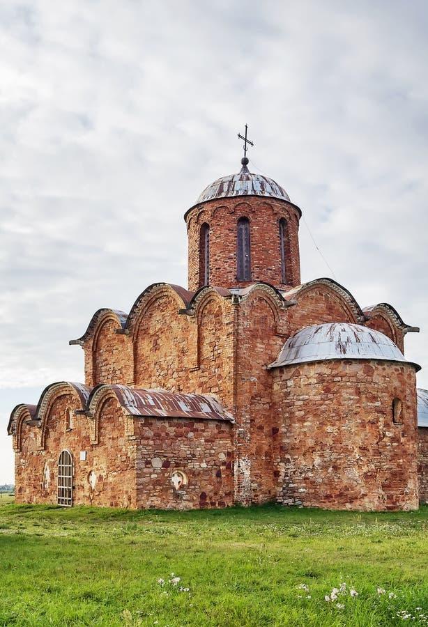 Εκκλησία της μεταμόρφωσης του Savior μας, Veliky Novgorod στοκ φωτογραφία με δικαίωμα ελεύθερης χρήσης