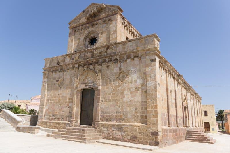 Εκκλησία της Σάντα Μαρία στοκ φωτογραφία με δικαίωμα ελεύθερης χρήσης