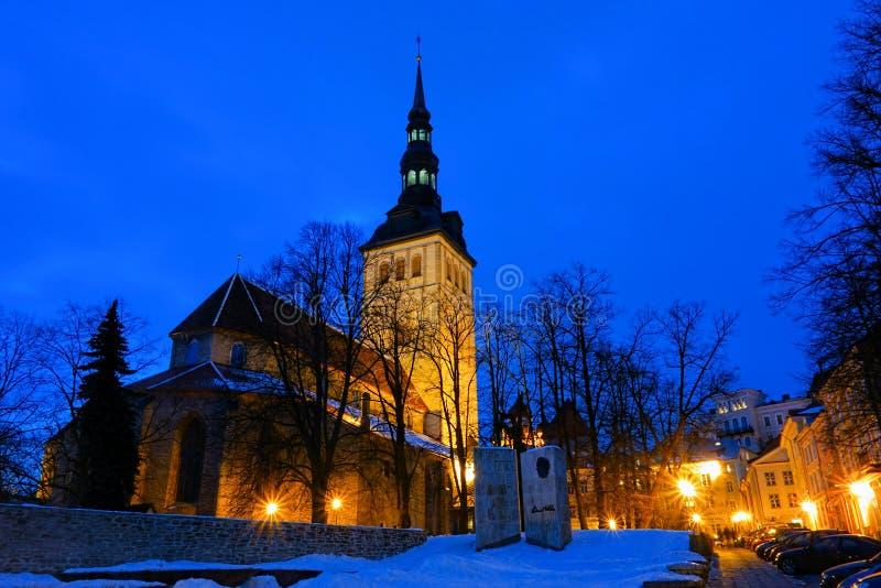 Εκκλησία του Άγιου Βασίλη στοκ φωτογραφίες με δικαίωμα ελεύθερης χρήσης