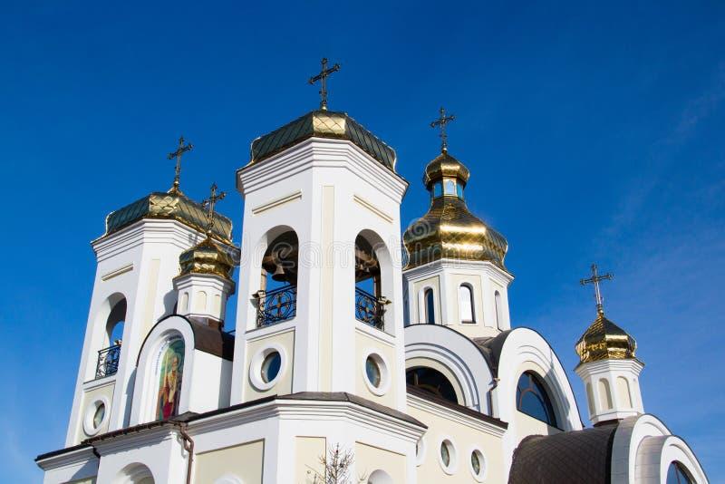 Εκκλησία του Άγιου Βασίλη Chernigov, Ουκρανία στοκ εικόνες με δικαίωμα ελεύθερης χρήσης