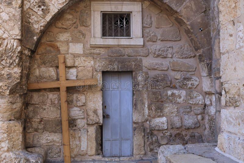 Εκκλησία του ιερού Sepulcher, Ιερουσαλήμ στοκ εικόνα