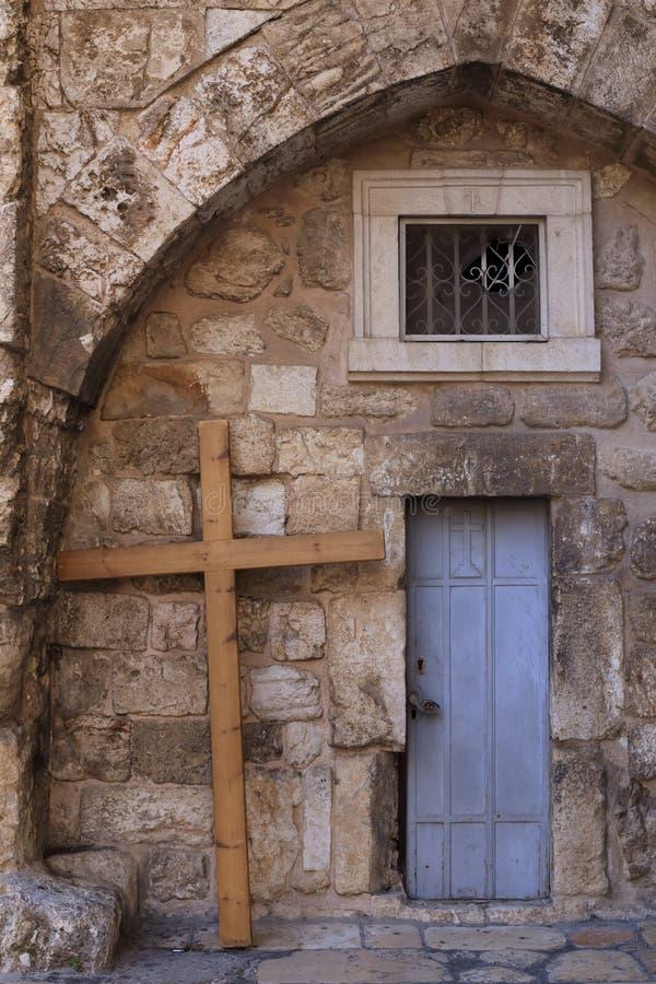Εκκλησία του ιερού Sepulcher, Ιερουσαλήμ στοκ φωτογραφίες με δικαίωμα ελεύθερης χρήσης