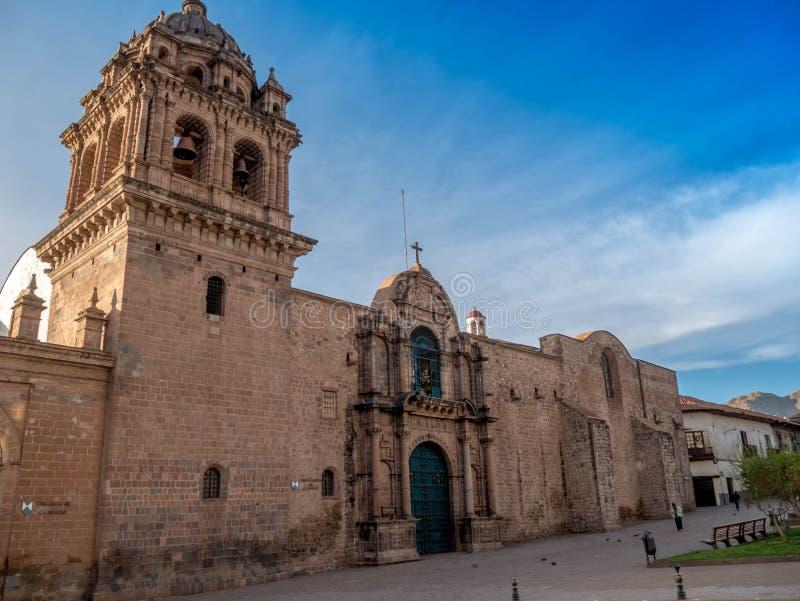 Εκκλησία του Λα Merced σε Cusco στοκ φωτογραφίες με δικαίωμα ελεύθερης χρήσης