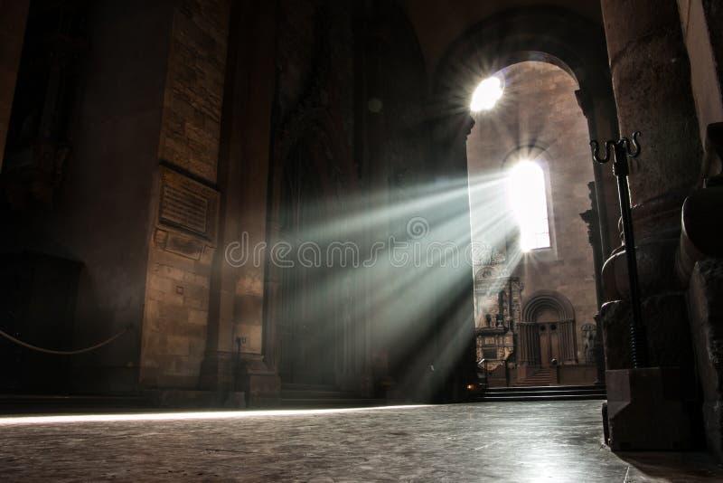 Εκκλησία του Μάιντς στοκ εικόνες