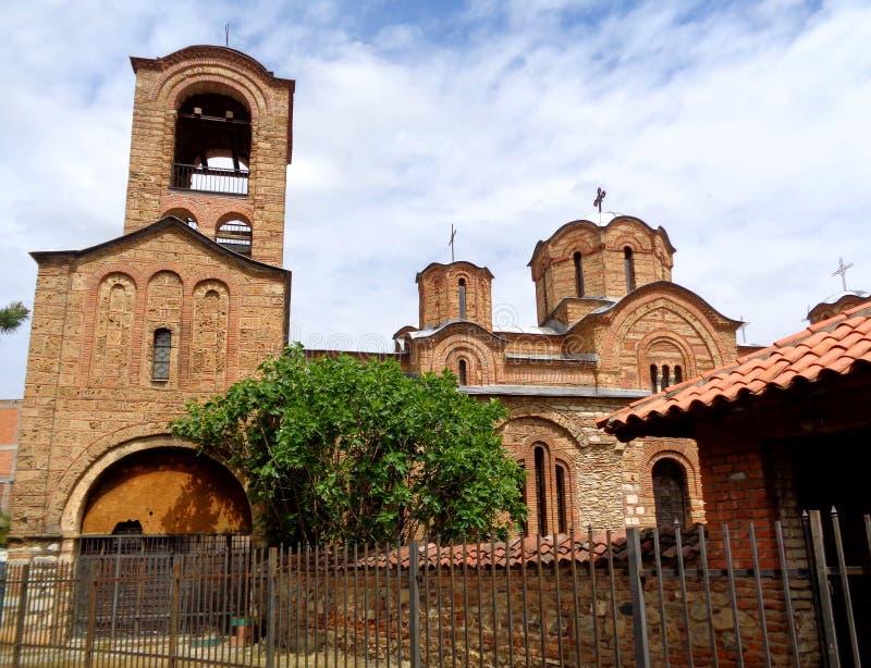 Εκκλησία του Ljevisa Virgin, μεσαιωνικά μνημεία σε Κόσοβο, Prizren, Κόσοβο στοκ εικόνα με δικαίωμα ελεύθερης χρήσης