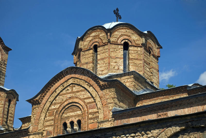 Εκκλησία του Ljevisa Virgin, Prizren, Κόσοβο στοκ εικόνα