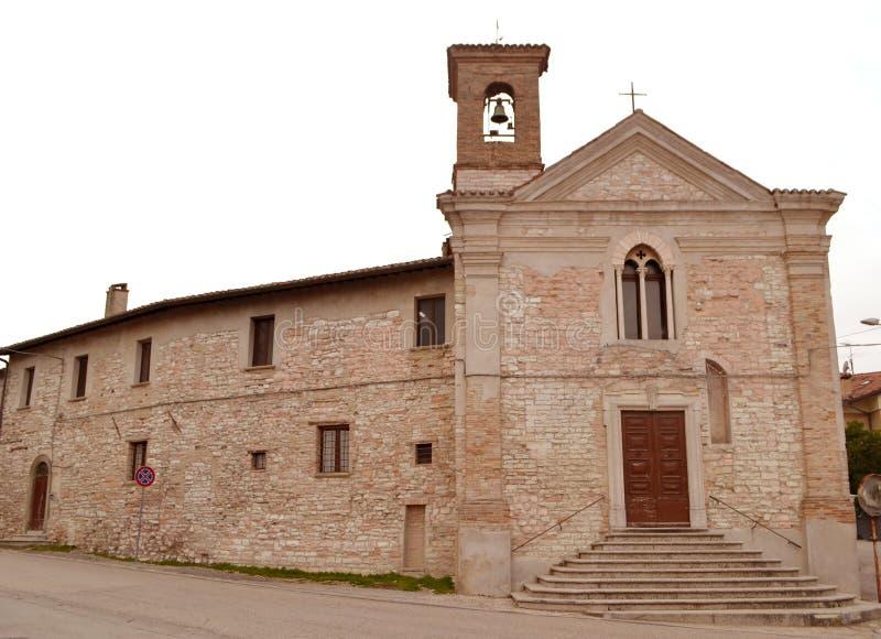 Εκκλησία του San Antonio στην Ιταλία στοκ φωτογραφία με δικαίωμα ελεύθερης χρήσης