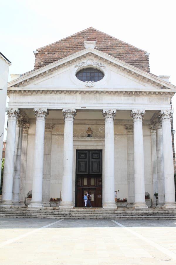 Εκκλησία του SAN Nicola DA Tolentino στοκ φωτογραφία με δικαίωμα ελεύθερης χρήσης