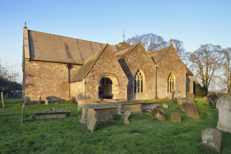Εκκλησία του ST Andrews στοκ φωτογραφία