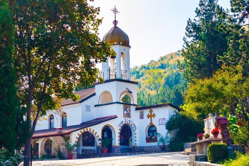 Εκκλησία του ST George στο Άνω Νευροκόπι, Βουλγαρία στοκ εικόνες