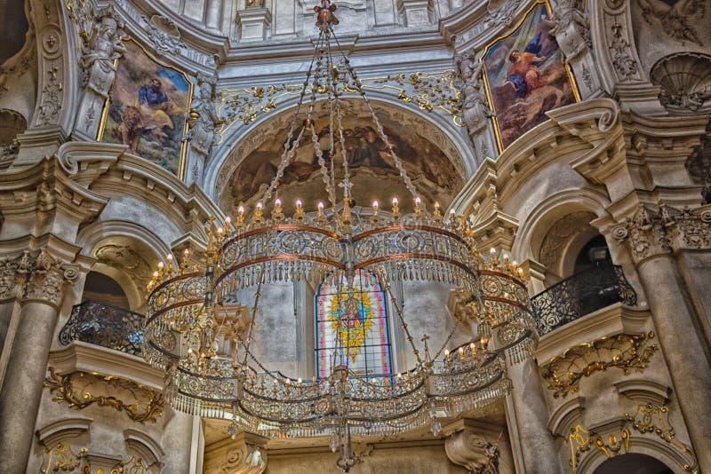 Εκκλησία του ST James ο μεγαλύτερος στοκ φωτογραφίες με δικαίωμα ελεύθερης χρήσης
