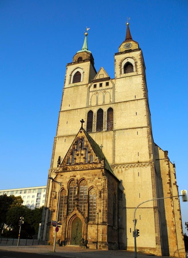 Εκκλησία του ST John Magdeburg στοκ εικόνα με δικαίωμα ελεύθερης χρήσης