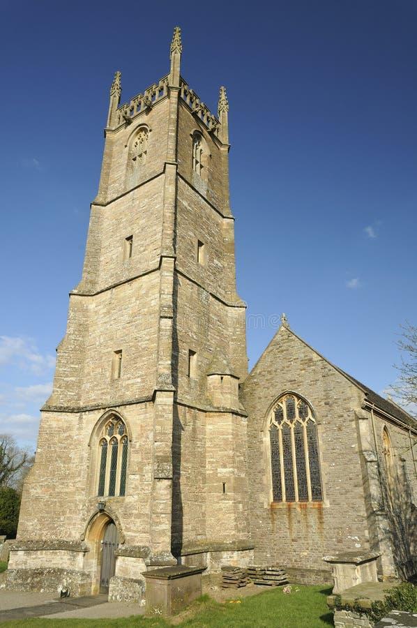 Εκκλησία του ST Leonard στοκ φωτογραφία με δικαίωμα ελεύθερης χρήσης