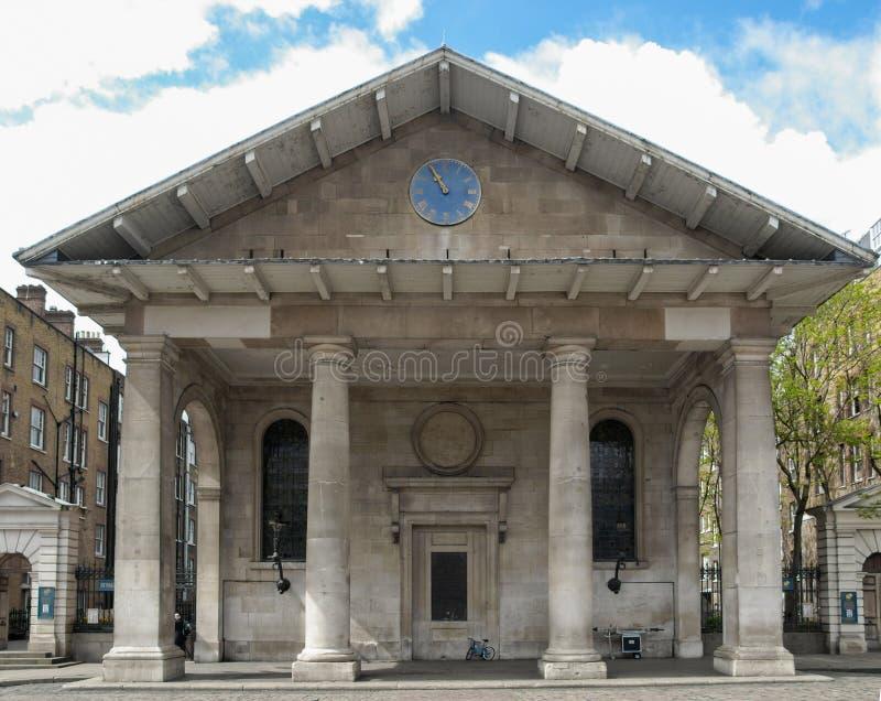 Εκκλησία του ST Paul, Λονδίνο στοκ φωτογραφία με δικαίωμα ελεύθερης χρήσης