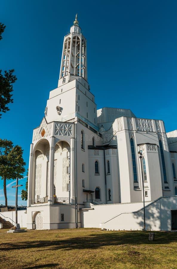 Εκκλησία του ST Roch σε Bialystok στοκ εικόνα με δικαίωμα ελεύθερης χρήσης