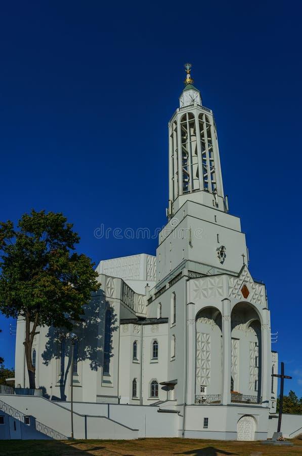 Εκκλησία του ST Roch σε Bialystok στοκ εικόνες