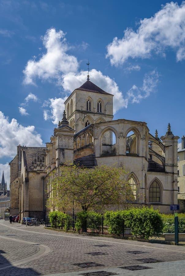 Εκκλησία του ST Savior, Καέν, Γαλλία στοκ φωτογραφίες με δικαίωμα ελεύθερης χρήσης