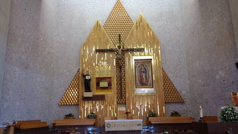 Εκκλησία του ST Toribio Romoστοκ φωτογραφία με δικαίωμα ελεύθερης χρήσης