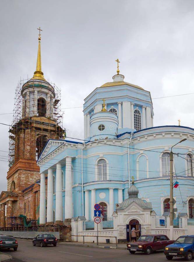 εκκλησία υπόθεσης novgorod Πόλη Yelets στοκ φωτογραφίες