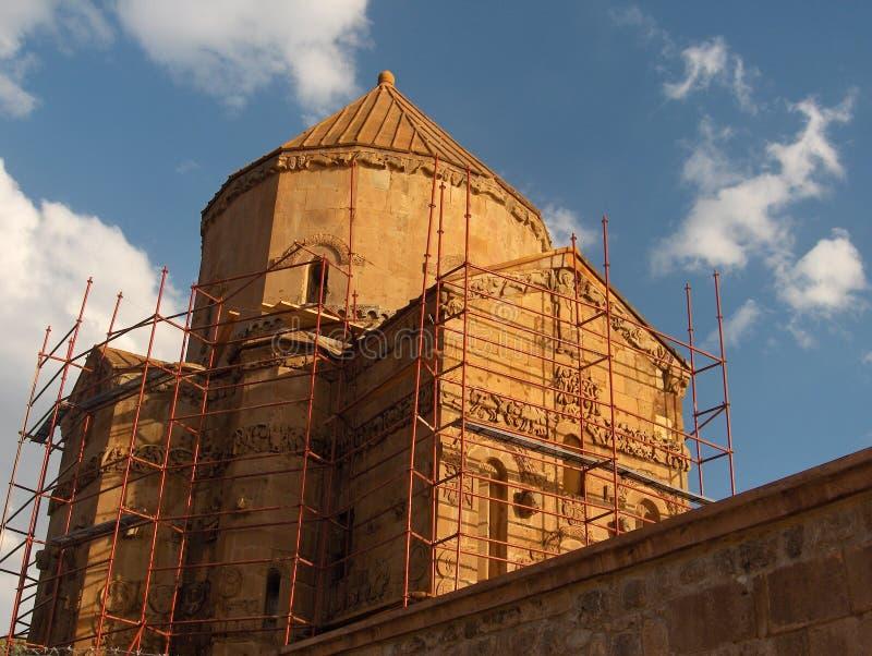 Εκκλησία Akhtamar στοκ εικόνα με δικαίωμα ελεύθερης χρήσης