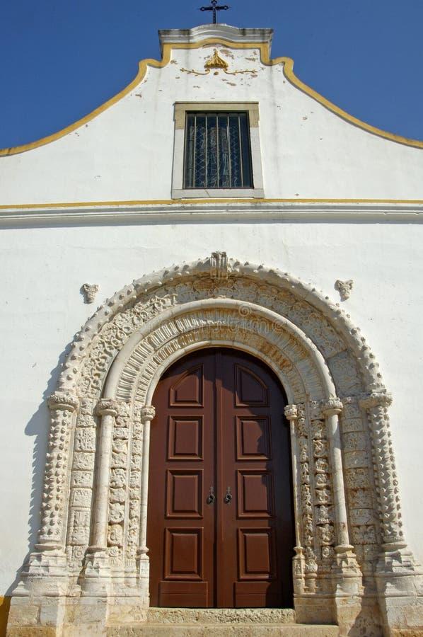 Εκκλησία Atalaia Πορτογαλία στοκ εικόνες