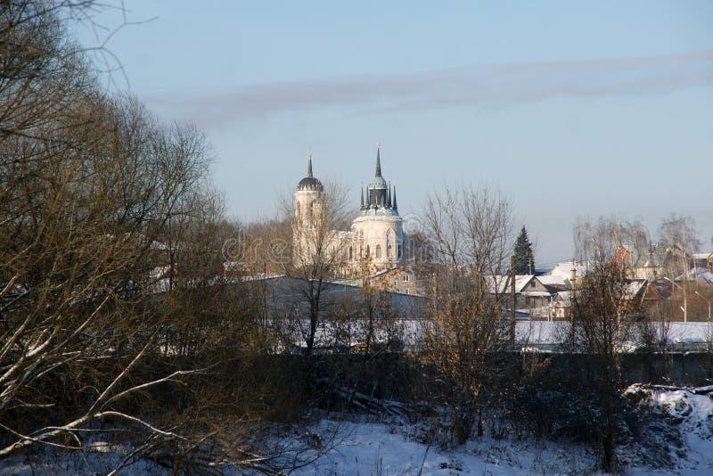 Εκκλησία Bazhenov στοκ φωτογραφία