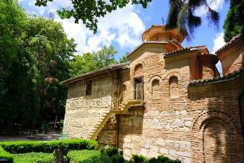 Εκκλησία Boyana στοκ φωτογραφία με δικαίωμα ελεύθερης χρήσης