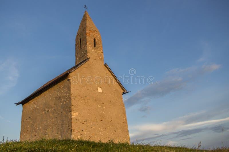 Εκκλησία Drazovce στοκ εικόνες