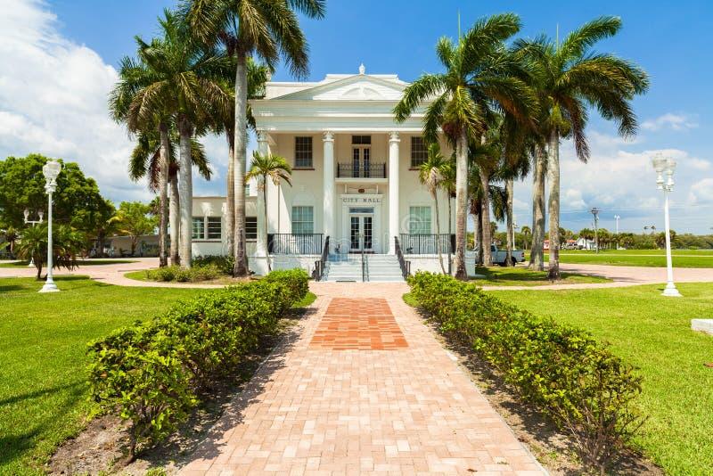 Εκκλησία Everglades στοκ φωτογραφία με δικαίωμα ελεύθερης χρήσης