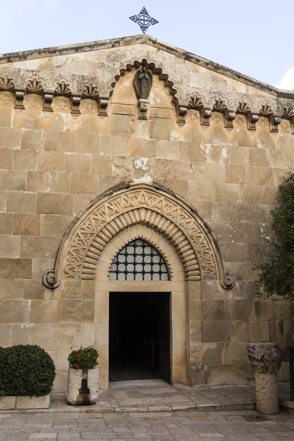 Εκκλησία Flagellation, Ιερουσαλήμ, Ισραήλ στοκ εικόνες με δικαίωμα ελεύθερης χρήσης