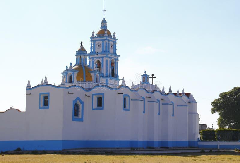 Εκκλησία IV xixitla Παναγίας στοκ φωτογραφία με δικαίωμα ελεύθερης χρήσης