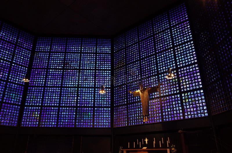 εκκλησία kaiser ο αναμνηστικό&sig στοκ εικόνα με δικαίωμα ελεύθερης χρήσης