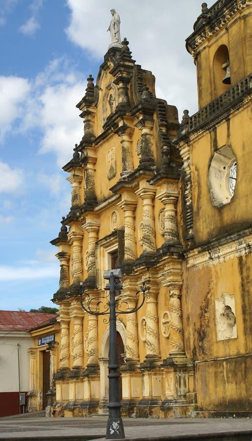 Εκκλησία, Leon, Νικαράγουα στοκ φωτογραφίες με δικαίωμα ελεύθερης χρήσης