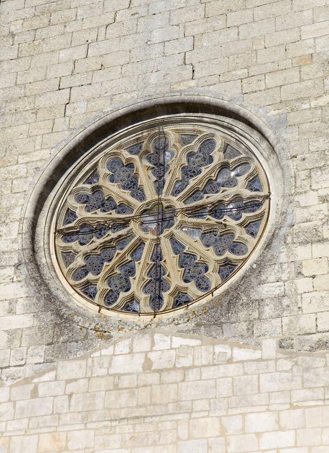 Εκκλησία Niort στοκ φωτογραφίες με δικαίωμα ελεύθερης χρήσης