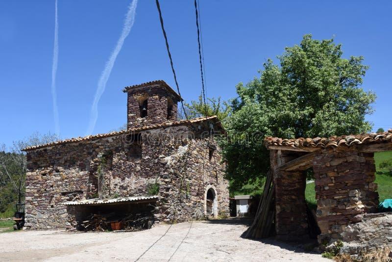 Εκκλησία Nuestra Senora de Λα Asuncion, στοκ εικόνες
