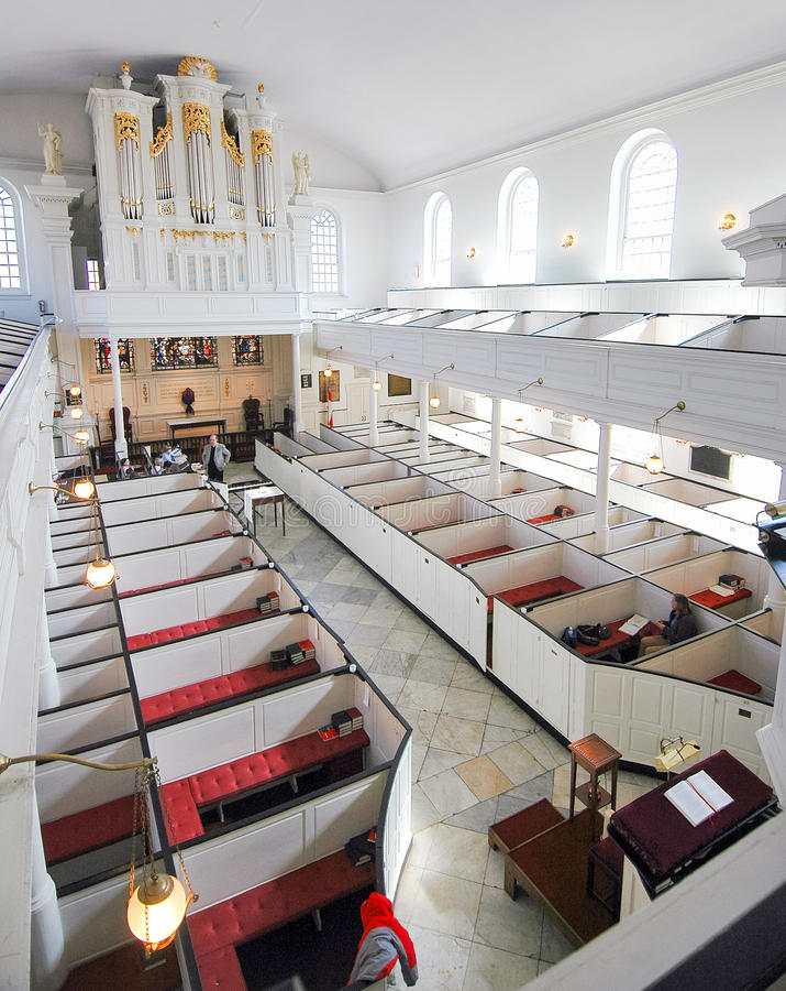 εκκλησία Peter s ST στοκ φωτογραφίες