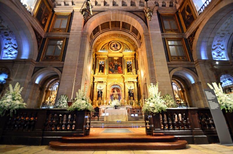 εκκλησία roch Άγιος στοκ φωτογραφίες