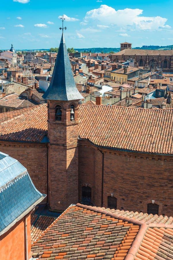 Εκκλησία ST Jerome στην Τουλούζη, Γαλλία στοκ φωτογραφία με δικαίωμα ελεύθερης χρήσης