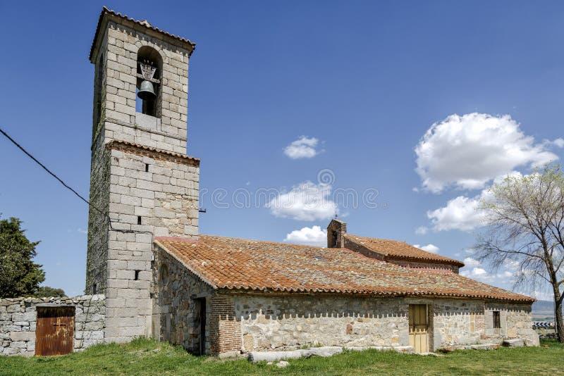 Εκκλησία Vicolozano στοκ εικόνες