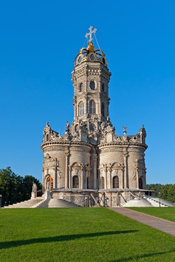 Εκκλησία Znamensky σε Dubrovitsy στοκ φωτογραφία με δικαίωμα ελεύθερης χρήσης