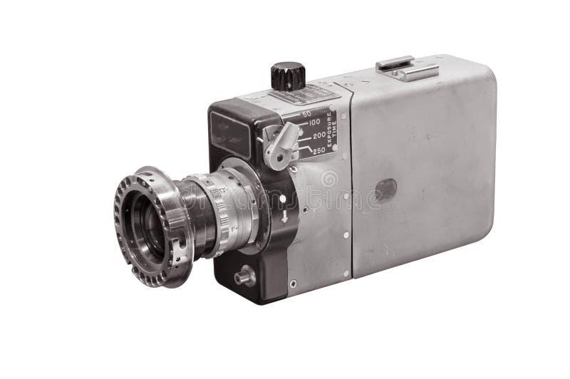 Εκλεκτής ποιότητας βιντεοκάμερα στοκ φωτογραφίες με δικαίωμα ελεύθερης χρήσης