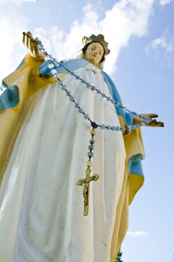 Εκλεκτής ποιότητας θρησκευτικό θεματικό γλυπτό στοκ φωτογραφία με δικαίωμα ελεύθερης χρήσης