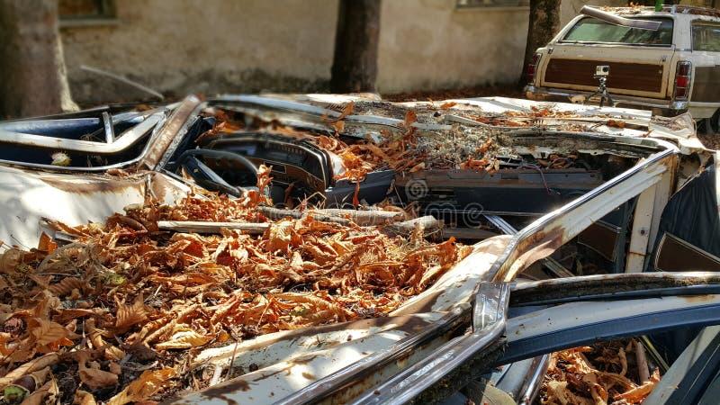 Εκλεκτής ποιότητας κάμερα αυτοκινήτων Gopro παλαιά στοκ φωτογραφία με δικαίωμα ελεύθερης χρήσης