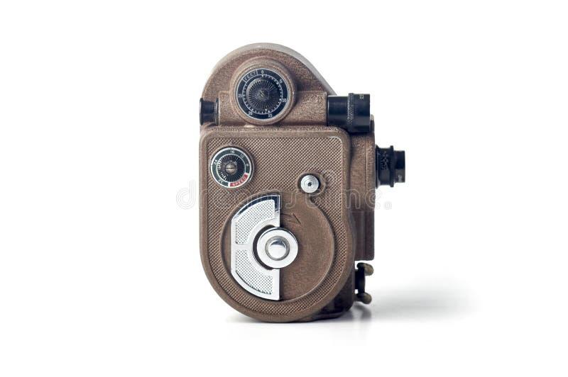 Εκλεκτής ποιότητας κάμερα εγχώριων κινηματογράφων στοκ εικόνα