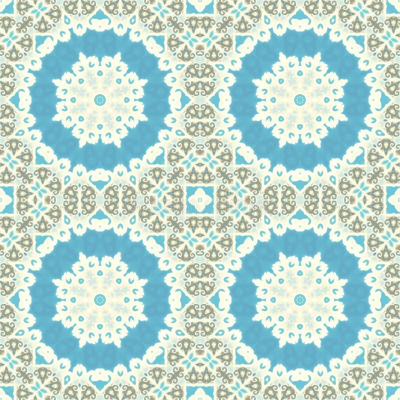Εκλεκτής ποιότητας καλειδοσκόπιο συμμετρίας σχεδίων αφηρημένο πολύχρωμος γραφικός διανυσματική απεικόνιση