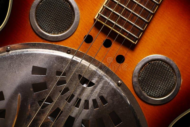 Εκλεκτής ποιότητας κιθάρα στοκ εικόνες με δικαίωμα ελεύθερης χρήσης